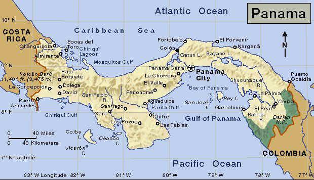 Panama background