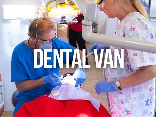 Dental Van