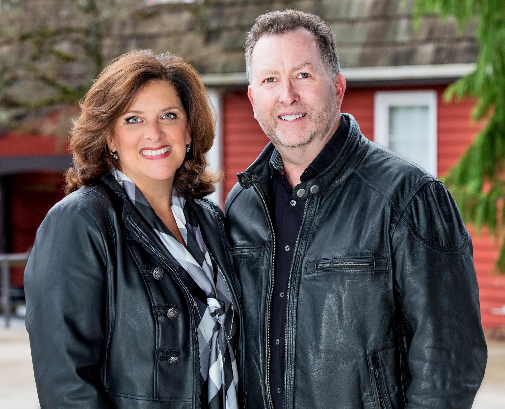 Steve & Cheryl